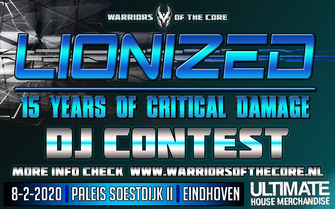 Lionized dj contest